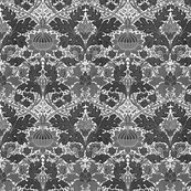 Rwilliam_morris___growing_damask___nouveau___reverse__black_and_white__peacouette_designs___copyright_2014_shop_thumb