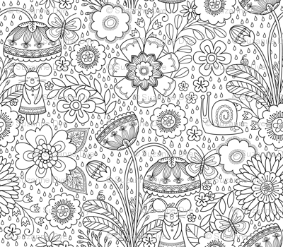 coloring_book_floral