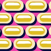 Stellhorn (Pink & Gold)