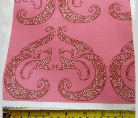 Sew Stylish - Spice (pink/red)