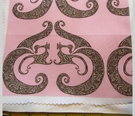 Sew Stylish - Pale Pink & Black