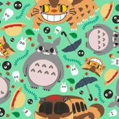 Totoro pattern01