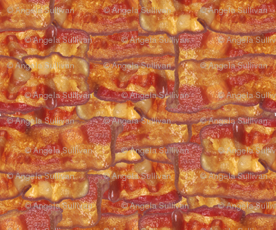 Photorealistic Bacon