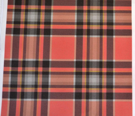 Barbecue Pit Plaid
