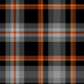 Bonfire Night Plaid