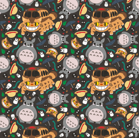 totoro pattern02