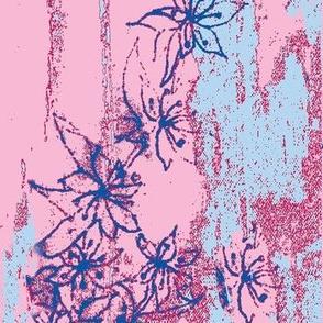 Paintbrush Lilies(Cool)