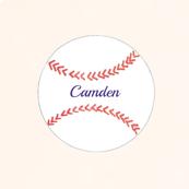 Playball Personalized Camden
