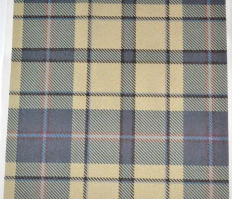 Moonlight Shadow Plaid