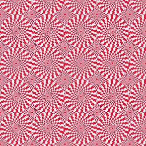 coral swirl