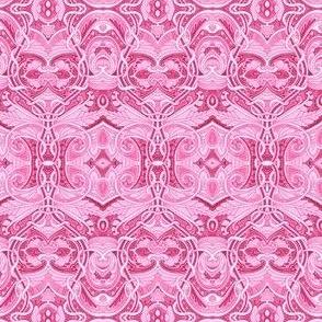 Girlie Pink Frills