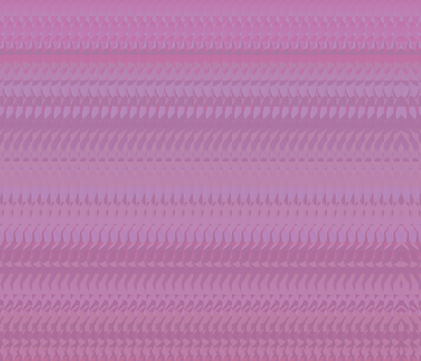 Pink Ombre Horizontal Stripes