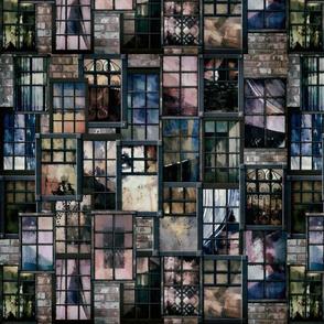 City_Windows_Ser. 2 #5
