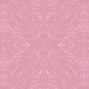 Nouveau Deco Kaleidoscope in 3D
