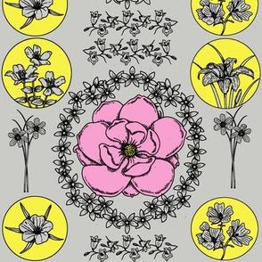 flowerwallpapercolor