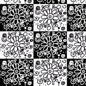 floral_coloring_book_BW