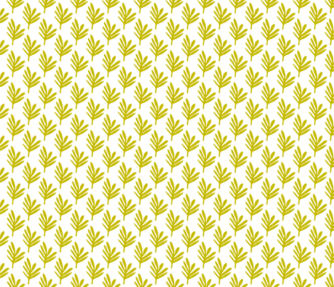 palm (leaf) fabric by pattyryboltdesigns on Spoonflower - custom fabric