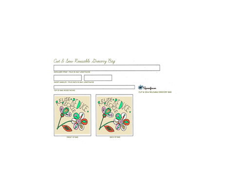 bag_patern fabric by katesbeads on Spoonflower - custom fabric