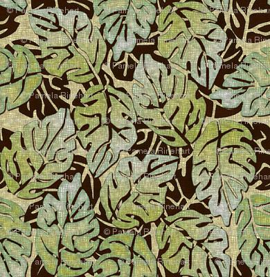 leaves apart mint chocolate large