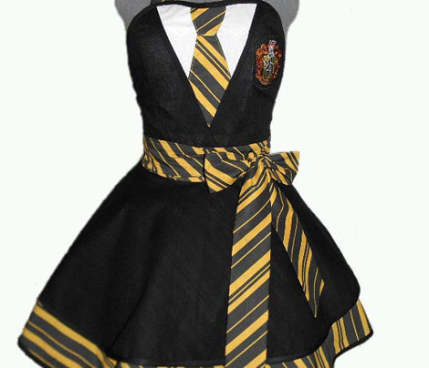 Hufflepuff stripes