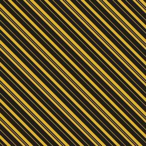 Hufflepuff stripes