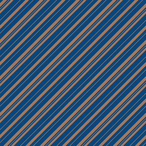 Ravenclaw stripes
