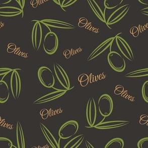 Dark Olives