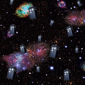 TARDIS_in_space__Smaller_Space_Background_