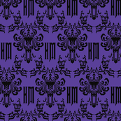 Haunted Mansion Remix HM-Purple