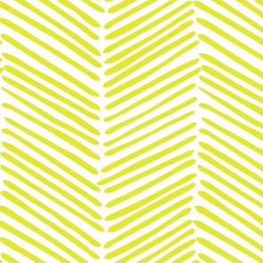 Freeform Arrows Large in citron