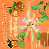ApricotTeaTowel