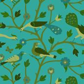 Persian Birds 613j