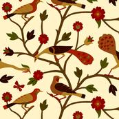 Persian Birds 613e