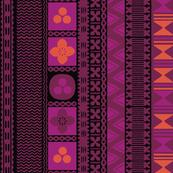 Fijian Tapa 3d