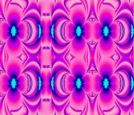 FractalDance fabric by charldia on Spoonflower - custom fabric
