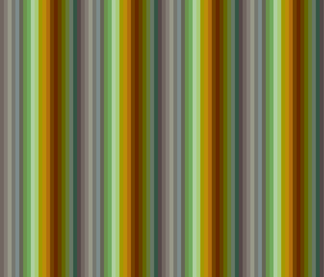 forest gradation fabric by keweenawchris on Spoonflower - custom fabric