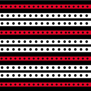 Two Dot in Red