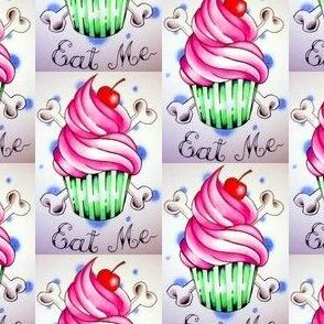 Cupcake and Crossbones