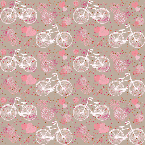 jaunty rides again fabric by keweenawchris on Spoonflower - custom fabric