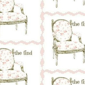 The Find Shabby Chic Chair