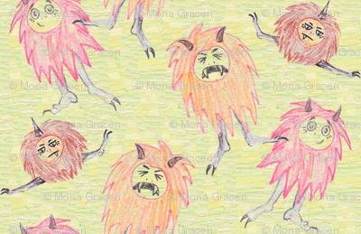 Crayon Monster Baybeez
