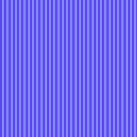 narrow stripes in periwinkle fabric by weavingmajor on Spoonflower - custom fabric