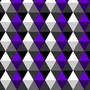 Ace Aware - Shaded Triangle Diamonds Basic