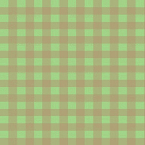 MINT CHOCOLATE GINGHAM