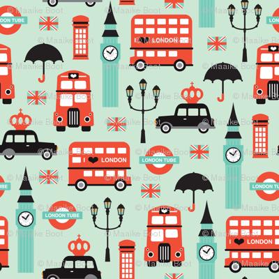 London city travel icon