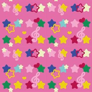 Majokko magic - pink