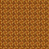 Golden Medieval Tiles
