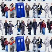 Dr Who Toy Box