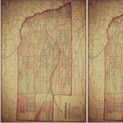 Nebraska counties, FQ vert