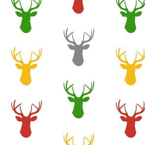 Colorful Deer